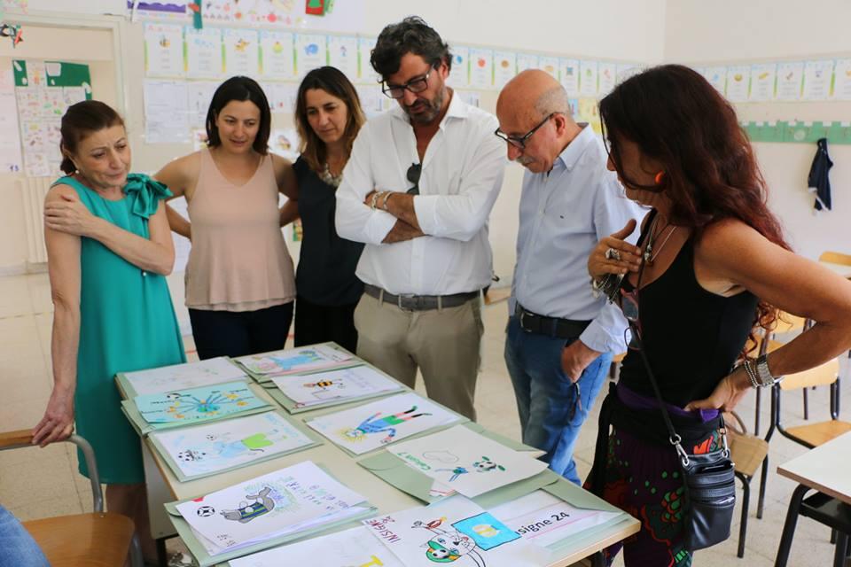 Scuola Viva: Fondazione Cannavaro Ferrara