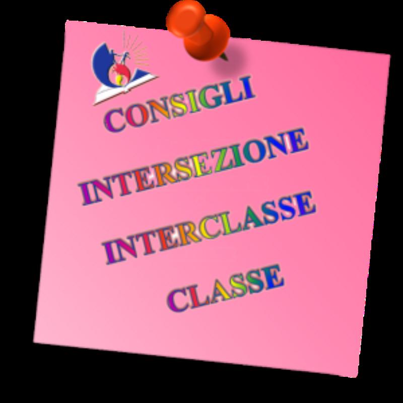 Consiglio di Intersezione/interclasse