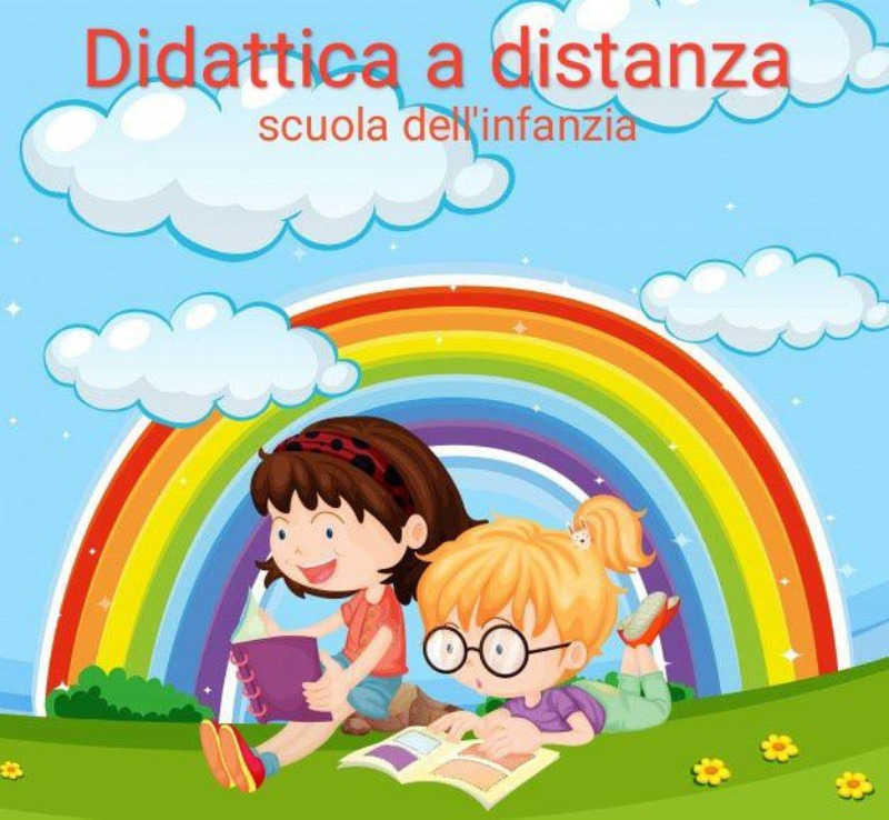 """Didattica a distanza  """"Scuola dell'infanzia"""""""